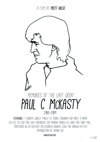 Paul,C,Movie,Poster,Limited,Edition