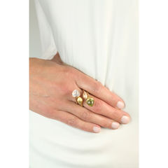 H20 Mint Quartz Gold - Ring - product images 5 of 5