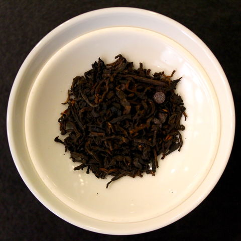 Chocolate,Chip,Pu-erh,Chocolate chip, pu-erh