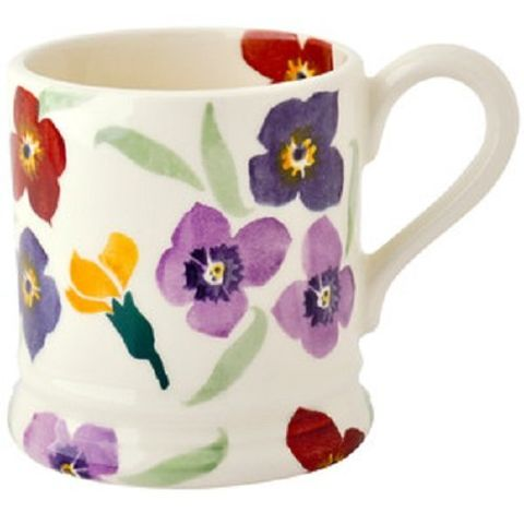 Emma,Bridgewater,1/2pint,Wallflower,Mug,Emma_Bridgewater_ Wallflower_Half_Pint_Mug