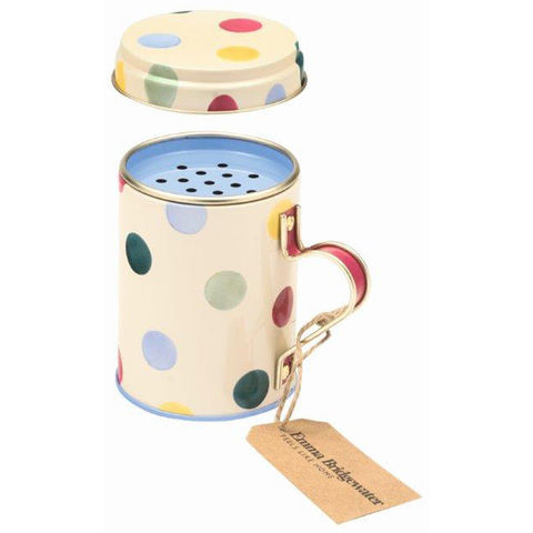 EMMA,BRIDGEWATER,POLKA,DOT,BAKING,DUSTER,Emma_ Bridgewater _Polka_ Dot_ Baking_Duster