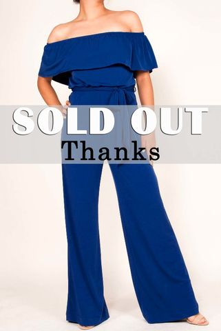 Royal,Blue,off,the,shoulder,jump-suit,Royal Blue off the shoulder jump-suit , red apparel, janette fashion, Janette fashion jumpsuit, Janette jumpsuitjamper