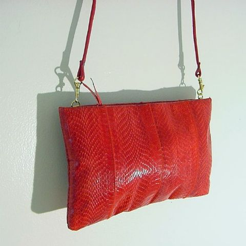 80s,Chili,Pepper,Handbag,Vintage,Bags_and_Purses,Purse,purse,bag,handbag,clutch,across_body,cross_body,red,snakeskin,1980s,vfg,snake_skin,snake,faux_leather,metal, prettysweetvintage, sweetiepievintage, sweetie pie vintage
