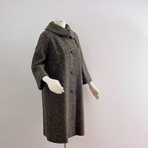 60s,Adorable,Nubby,Youthcraft,Coat,40b,vintage, women, clothing, coat, jacket, mad men, nubby, wool, youthcraft, 1950s, 50s, 1960s, 60s, prettysweetvintage, sweetiepievintage, sweetie pie vintage