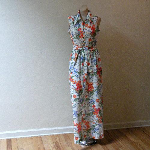 70s Party Dress