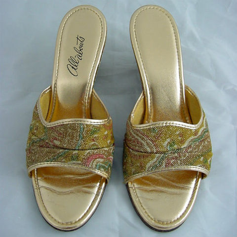 70s,All,Abouts,Boudoir,Slippers,1970s, 70s, 1960s, 60s, slippers, boudoir, lingerie, All Abouts, shoes, sweetiepievintage, sweetie pie vintage