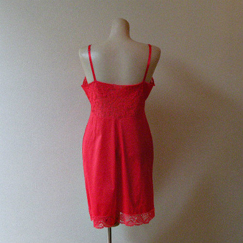 60s July Watermelon Mini Full Slip    36 - product image