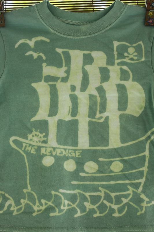 Pirate ship Revenge tshirt - product images  of