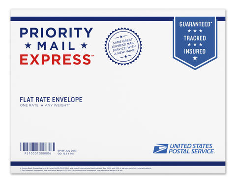 Overnight,Shipping,Priority,Express,Mail,for,PRINTED,Ribbon,Orders