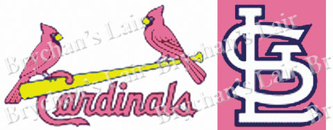 Saint,Louis,Cardinals,PINK,Grosgrain,Ribbon,Saint Louis Cardinals, mlb grosgrain ribbon, nfl grosgrain ribbon, nba grosgrain ribbon, ncaa grosgrain ribbon, nhl grosgrain ribbon, custom printed grosgrain ribbon, designer grosgrain ribbon, team grosgrain ribbon