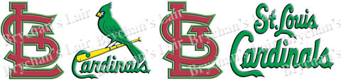 Saint,Louis,Cardinals,St.,Patricks's,Day,Green,Grosgrain,Ribbon,Saint Louis Cardinals, mlb grosgrain ribbon, nfl grosgrain ribbon, nba grosgrain ribbon, ncaa grosgrain ribbon, nhl grosgrain ribbon, custom printed grosgrain ribbon, designer grosgrain ribbon, team grosgrain ribbon
