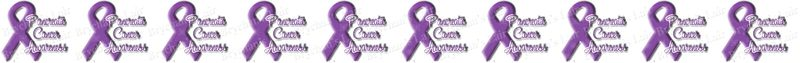 Pancreatic Cancer Awareness Craft Grosgrain Ribbon - product image