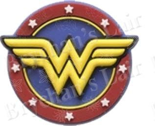 Wonder Woman USA Made Novelty Craft Grosgrain Ribbon - product image