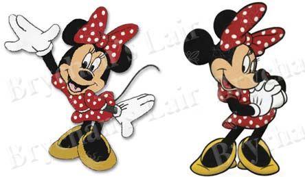 minnie mouse red polka dot dress craft supply grosgrain. Black Bedroom Furniture Sets. Home Design Ideas