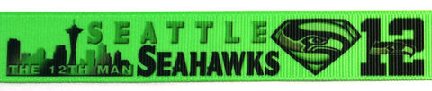 Seattle,Seahawks,12th,Man,No1,[CC],Custom,Design,Grosgrain,Ribbon,Seattle Seahawks 12th Man No1 [CC] Custom Design USA Made Grosgrain Ribbon, mlb grosgrain ribbon, nfl grosgrain ribbon, nba grosgrain ribbon, ncaa grosgrain ribbon, nhl grosgrain ribbon, custom printed grosgrain ribbon, designer grosgrain ribbon, team gro