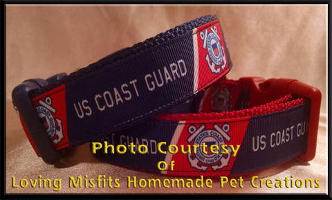 United,States,Coast,Guard,Olie's,Closet,Exclusive,Grosgrain,Ribbon,United States Coast Guard Olie's Closet Exclusive Grosgrain Ribbon