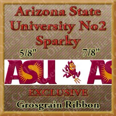Arizona,State,University,No2,Sparky,Custom,Grosgrain,Ribbon,Arizona State University No2 Sparky Custom Grosgrain Ribbon, mlb grosgrain ribbon, nfl grosgrain ribbon, nba grosgrain ribbon, ncaa grosgrain ribbon, nhl grosgrain ribbon, custom printed grosgrain ribbon, designer grosgrain ribbon, team grosgrain ribbon