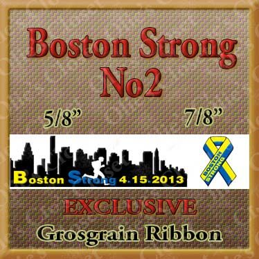 Boston,Strong,No2,Craft,Designer,Grosgrain,Ribbon,Boston Strong No2 Craft Designer Grosgrain Ribbon, breed specific dog ribbon, craft dog ribbon, grosgrain ribbon, dog breed grosgrain ribbon, custom grosgrain ribbon, designer grosgrain ribbon, pedigree dog grosgrain ribbon