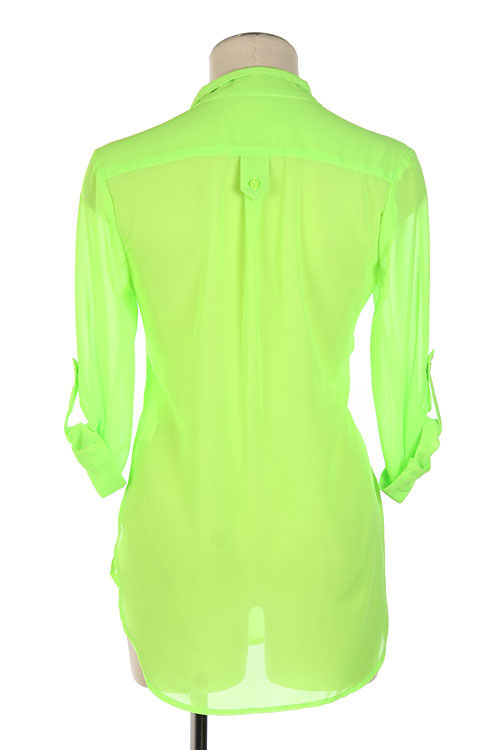 top neon green and - photo #14