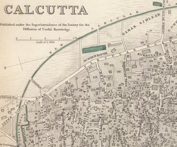 Old Map of Calcutta Kolkata, India 1842 Antique Vintage Kolkata Calcutta World Map on new town kolkata map, bombay calcutta on a map, bengali calcutta map, kolkata west bengal on a map, asia calcutta map, kolkata calcutta diagram, india calcutta map,