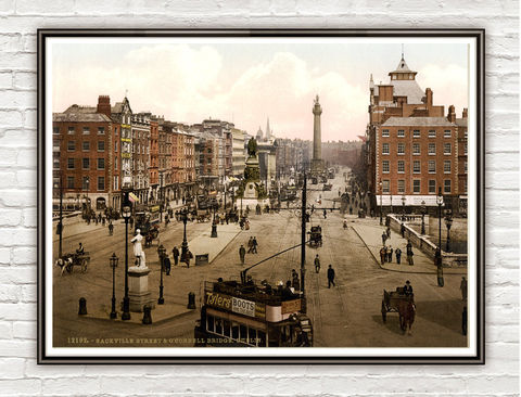 Vintage,Photo,of,Dublin,Ireland,1899,Art,Reproduction,Open_Edition,vintage_poster,travel_poster,san_marcos_square,dublin_poster,ireland_vintage,dublin_decor,irish_decor,old_dublin,dublin_retro,dublin,ireland_photo,ireland_retro