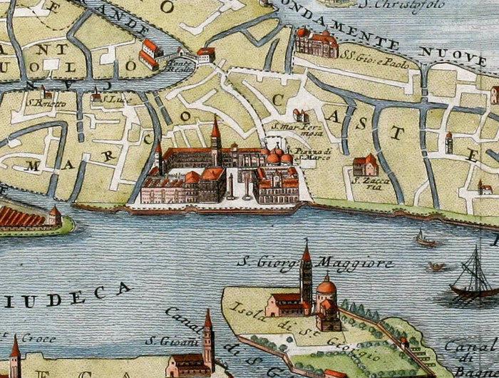 WENECJA (VENEZIA) Historia