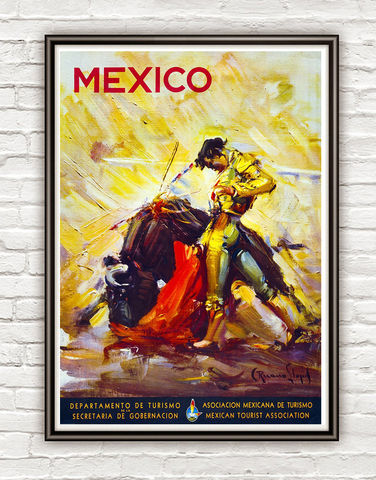 Vintage,Poster,of,Mexico,1944,Tourism,poster,travel,Art,Reproduction,Open_Edition,vintage_poster,travel_poster,oldcityprints,mexico,mexico_poster,mexico_vintage,mexico_retro,mexico_tourism,mexico_travel,mexico_gift,mexico_decor
