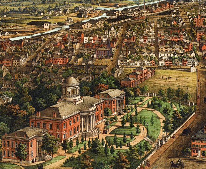Harrisburg (IL) United States  City new picture : View of Harrisburg Pennsylvania , Panoramic view United States ...