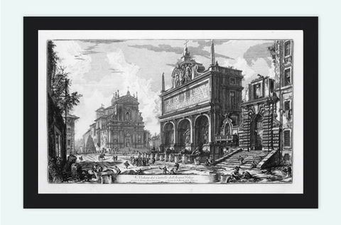 Giovanni,Battista,Piranesi,Ruins,Rome,Engraving,1800,Art,Reproduction,Open_Edition,Italia,gravure,architecture_drawing,engraving,art,Roma,Piranese,Giovanni_Battista,antique,sketch