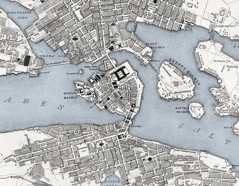 spa i stockholm city tube x