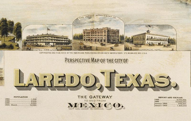 Laredo Texas Population