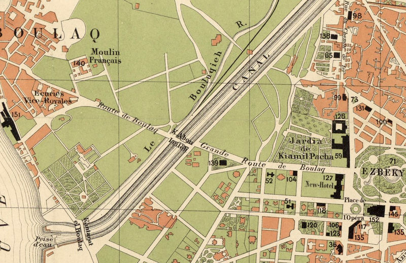Old Map Of Cairo Egypt Vintage Map OLD MAPS AND VINTAGE PRINTS - Vintage map of egypt