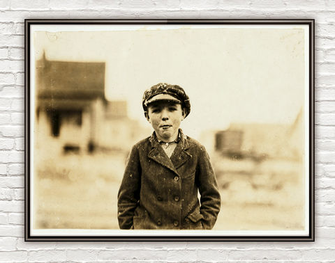 Lewis,Hine,Boy,from,Loray,Mill,,Gastonia,,North,Carolina,,1908,old photo , vintage photo, lewis hone, photographer, boy, north carolina, antique photo