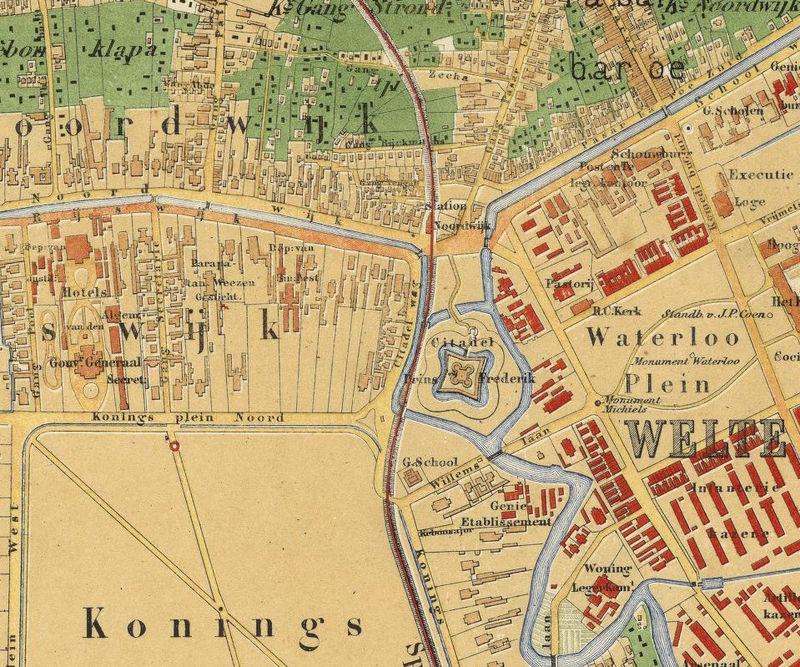 Old map of jakarta batavia indonesia 1876 old maps and vintage old map of jakarta batavia indonesia 1876 product image gumiabroncs Images