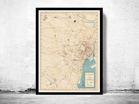 Vintage,Map,of,Tokyo,Japan,1848,Art,Reproduction,Open_Edition,beijing_map,old_map,japan,tokyo_map,old_tokyo_map,tokyo,tokyo_vintage_poster,tokyo_vintage,tokio,japan_vintage,map_of_tokyo,japan_map