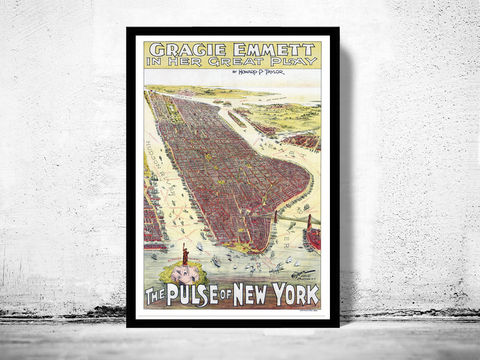 Old,Panoramic,New,York,and,Brooklyn,1891,Art,Reproduction,Open_Edition,United_States,panoramic_view,birds_eye,illustration,brooklyn,new_york_vintage,old_poster_new_york,new_york_poster,new_york_city_plan,new_york,old_new_york,new_york_map