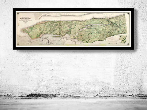 Old,Map,of,New,York,Brooklyn,Plan,1874,Art,Reproduction,Open_Edition,vintage,plan,antique,united_states,brooklyn,new_york,Hudson_River,Manhattan,old_map,city_plan,vintage_map,new_york_map,map_of_new_york