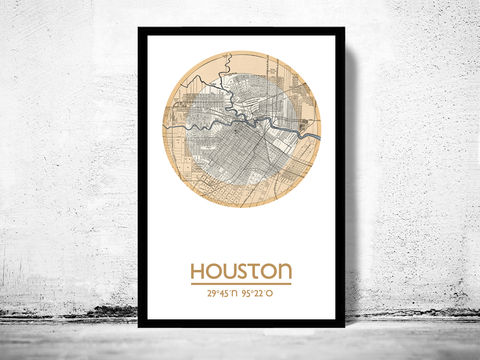HOUSTON,(2),-,city,poster,map,print, houston  print, houston  poster, united states Poster, american art, houston , houston map, wall decor, city,maps, travel poster
