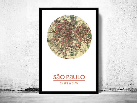SÃO,PAULO,-,city,poster,map,print,Art,Reproduction,Open_Edition,SAO_PAULO_print,BRASIL_poster,SAU_PAULO_Poster,BRASILIAN_art,SAO_PAULO_city,SAO_PAULO_map,wall_decor,maps,travel_poster