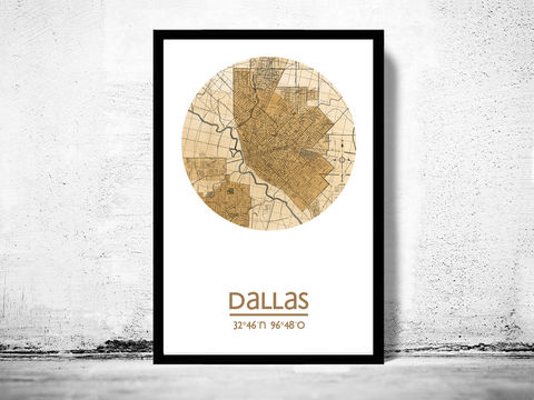 DALLAS,-,city,poster,map,print, DALLAS print, DALLAS poster, DALLAS TX Poster, DALLAS art, DALLAS, DALLAS map, wall decor, city,maps, travel poster