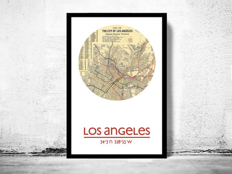 LOS,ANGELES,(2),-,city,poster,map,print,Art,Reproduction,Open_Edition,los_angeles_print,los_angeles__poster,california_Poster,american_art,los_angeles,los_angeles_map,wall_decor,maps,travel_poster