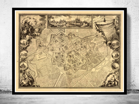 Old,Map,of,Dijon,1759,Art,Reproduction,Open_Edition,vintage,gravure,vintage_map,France,french art, maps for sale, buy map, dijon France, dijon, dijon map, map of dijon, dijon poster,france_map, , old maps for sale, maps reproductions