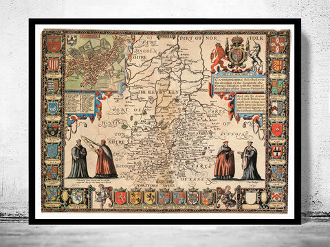 Old,Map,of,Cambridge,1620,United,Kingdom,cambridge map, map of cambridge, cambridge poster, cambridge uk, old maps,vintage maps, antique map,cyprus poster, antique print