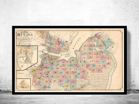 Old,Map,of,Ottawa,Canada,1888,ottawa, ottawa canada, ottawa city, map of ottawa, ottawa map, large map, maps
