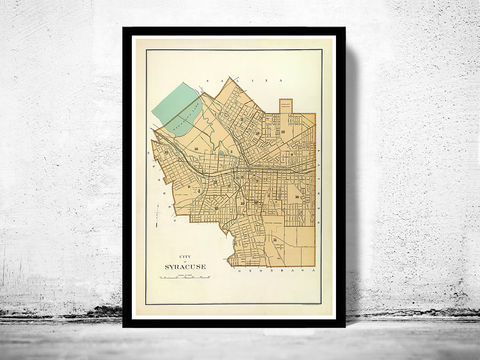 Old,Map,of,Syracuse,New,York,1895,syracuse ny map, Art,Reproduction,Open_Edition,United_States,old_map,vintage_map,antique_map,syracuse_poster,syracuse_map,map_of_syracuse,antique_syracuse,rochester_poster,rochester_vintage,syracuse_retro