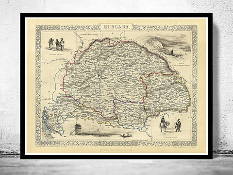 Old,Map,of,Hungary,1851,old maps, old maps for sale,Art,Reproduction,Open_Edition,illustration,hungary map, map of hungary,old map of hungary ,vintage_map,city_plan,old_map,antique map,hungary_old_map,map_of__hungary,budapest_poster,hungary_plan,hungary_map,hungary_poster