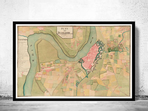 Old,Map,of,Dusseldorf,Germany,1795,Art,Reproduction,Open_Edition,dusseldorf ,old map,vintage map,dusseldorf map,map of dusseldorf ,deutshland,old dusseldorf, dusseldorf poster,vintage dusseldorf ,old dusseldorf map,old map of dusseldorf,antique dusseldorf