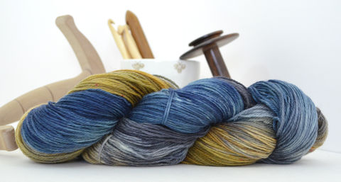 King,of,the,North,~,Game,Thrones,Inspired,Yarn,yarn , hand dyed, Game of Thrones