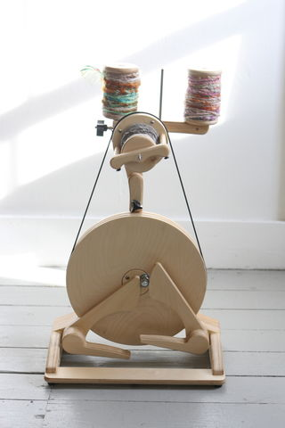 Pollywog,by,Spinolution, Spinning wheel, spinolution