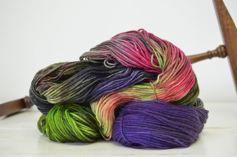 Potions,~,Harry,Potter,Inspired,Yarn,yarn, kettle dyed, Harry Potter, Potions